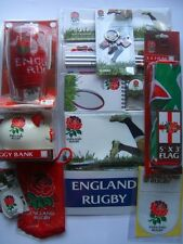ENGLAND RUGBY RFU - Offical Products {fixed £1 UK p&p}