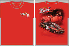 Kevin Harvick 2012 Chase Authentics #29 Budweiser Chassis Tee FREE SHIP!