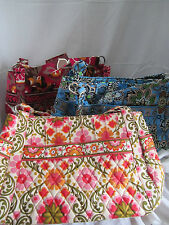 Vera Bradley Purse Handbag Stephanie Pick your color New With Tags