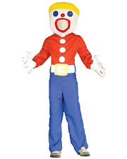 Mr. Bill Saturday Night Live SNL Clay Character Dress Up Adult Halloween Costume