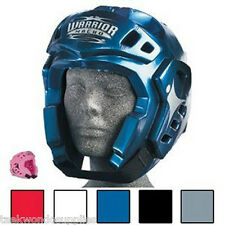 Macho Warrior Karate Sparring Head Gear. All Sizes and Colors.  WARRIOR HEAD
