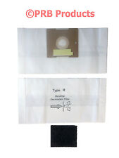 Royal Aire Jaguar Pet 3-RY3100-001 Style R Canister Vacuum Cleaner Bag + Filter