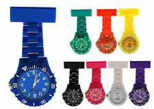 Boxx Funky Bright Coloured Unisex Mens Ladies Nurses Fob Watches