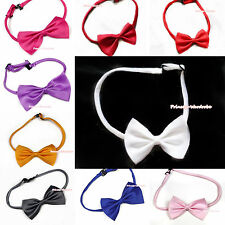 Variety Solid Color Kid Boys Wedding Party Pre Tie Tuxedo Suit Bowtie Bow Ties