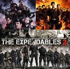 The Expendables 2 Stallone Schwarzenegger Willis NEW Multi Designs Mouse Pad