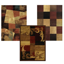 Contemporary Transitional Large 8x11 Area Rug Casual