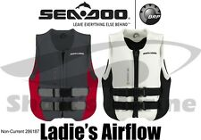 * BRP Sea-Doo Ladies Neoprene Airflow PFD Life Jacket Vest