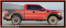 Rear decal decals graphics fit 2010-2013 Ford Raptor models only F150 SVT