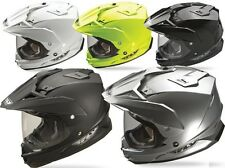 Fly Racing Trekker Helmet All Sizes & Colors Dual Purpose On / Off Road Riding