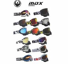 Dragon MDX Snowmobile Elevate / Red Ion Goggles Snow Mobiling Snowmobiling MX
