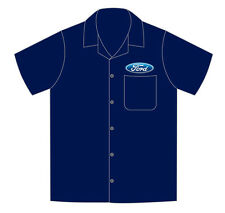 Ford Blue Oval Work Shirt - by David Carey Originals - BRAND NEW!