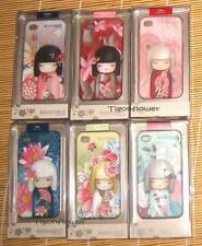 Kimmidoll Iphone 4 Cover Hard Case Matte Japanese Kokeshi Doll Free Pen Keychain