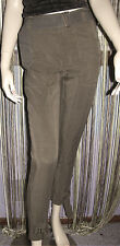 NEW! 7 FOR ALL MANKIND Skinny Leg FLIGHT PANTS Belted Trouser Rare 23 24 $147