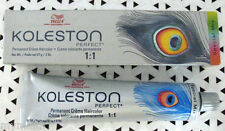 Wella KOLESTON Perfect PERMANENT Creme Haircolor Series # 0  (slvr bx)!