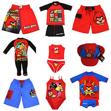 Angry Birds maillots de bain | ANGRY BIRDS Costume de natation | Angry Birds Nager Shorts
