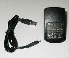OEM HTC 1A Home Wall Travel AC DC Charger + Micro USB Cable