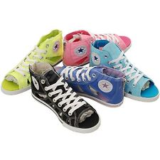 Converse Chuck Taylor All Star Gladiator Mid Casual Shoes Sandals 5 Select 1