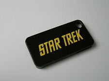 iphone 4 4s mobile phone hard case cover Star Trek Opening Titles