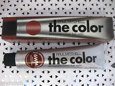 Paul Mitchell THE COLOR Permanent Cream Hair Color   (Maroon Box) !