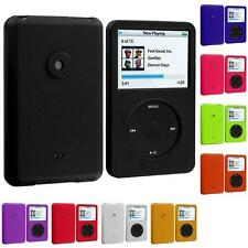 For iPod Classic 80GB 160GB 120GB Color Hard Snap-On Rubberized Skin Case Cover