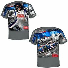 Dale Earnhardt Jr Chase Authentics #88 National Guard Total Print Tee FREE SHIP
