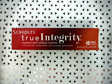 Scruples TRUE INTEGRITY Opalescent Colour Cream *YOUR CHOICE* (LETTER Series)