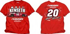 Matt Kenseth Checkered Flag Sports #20 Husky Sideswipe Tee FREE SHIP