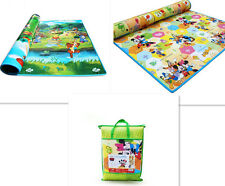 Cartoon Thickening Children Care Play  Environmental  Crawling Mat K1385