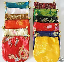 wholesale Coin Purse Candy Bags Gift Bags jewellery pouch Silk Multi-Color Purse