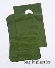 CARRIER BAGS HEAVY DUTY-Black,Blue,Clear,Gold,Green,Pink,Red,Silver White,Yellow