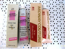 Wella MIDWAY COUTURE Deposit Only Acid Haircolor *YOUR CHOICE* (wht bx / pch bx)
