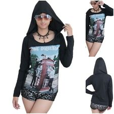 One Direction Pop Dance DIY Punk Light Weight Pullover Hoodie Top