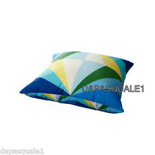 IKEA Springkorn - Pillow Cushion Cover Multicolor Assorted Cotton 20 x 20 NEW