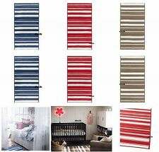 IKEA ALSLEV Bold STRIPES Area Throw RUG Runner Floor Mat REVERSIBLE Swedish XMAS