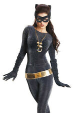 Deluxe Womens 1966 Classic Catwoman Halloween Costume