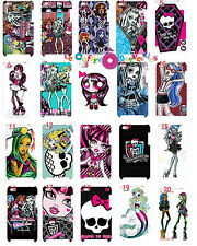 Coque MONSTER HIGH pour iPod Touch 4 étui en plastique rigide APPLE