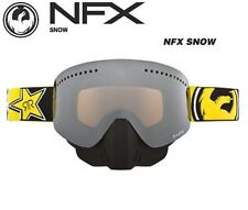 Dragon NFX Snow Goggles w Removable Nose Guard ROCKSTAR Kids Boys Girls Energy