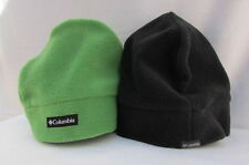 New Unisex Columbia Winter Snow Ski Fahion Beanie Hat Black S M or Green Youth