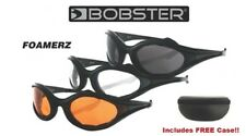 Bobster Sunglasses FOAMERZ Safety Glasses ANSI Z87.1 Hunting Fishing Boating