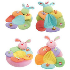 New Baby Inflatable Seat Cosy Play Mat Baby Game Pad Blossom Farm Sit Me Up