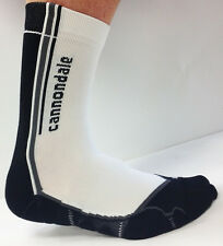 X L.E. High Socks in Black by Cannondale: cycling road socks