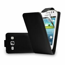 Leather Case Cover Pouch for Samsung Galaxy Fame GT-S6812 Duos +2 SCREEN FILMS