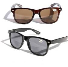Bifocal Reading Reader SunGlasses Wayfare Classic Design +1.50 +2.00 +2.50 +3.00