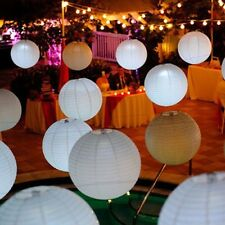 """5pcs/set 8"""" Chinese Paper Lanterns For Wedding Party Home Decor New"""