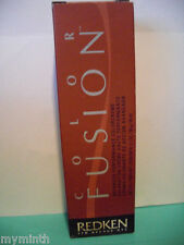 Redken Color Fusion Permanent Hair Color Natural Fashion  (Cppr Box) #'s 2-12 !