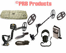 Garrett Metal Detectors AT Pro AT Gold w/headhones Adventure Packs Coin Seeking