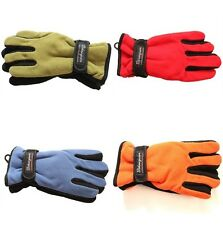 Women's Vogue Winter Full Finger Sport Fleece Ski Snow Windproof Gloves 4 Color