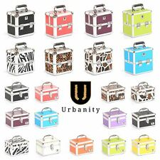 Urbanity beauty vanity cosmetic makeup jewellery hair nail case box storage bag