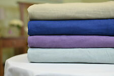 BRIELLE 100% COTTON JERSEY KNIT SHEET SETS NEW