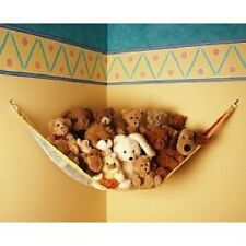 Toytech Teddy Hammock Stuffed Animals Toy Net/Organizer~Small